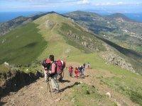 Passeggiare sull'Isola d'Elba