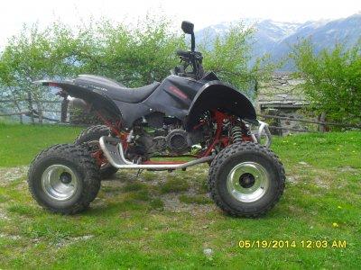 Escursione in quad per due 4 ore a Valtellina