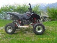 tour in quad per due in Valtellina