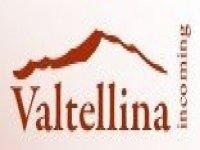 Valtellina Incoming Volo Elicottero