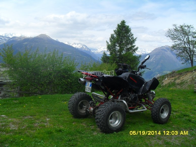 I NOSTRI QUAD YOU QUAD ESCURSIONI VALTELLINA