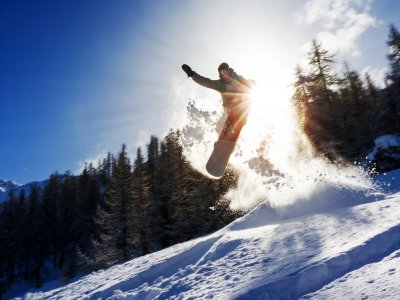 Scuola Sci e Snowboard Borno Snowboard