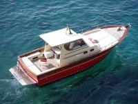 Barca lussuosa