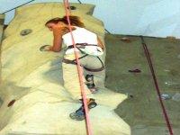 Allenamenti di arrampicata