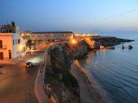 The coast of Castellammare