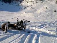avventure in motoslitta
