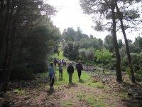 Trekking in località Torre dell'Aglio