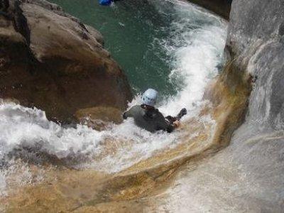 Orcokayak Centrocanoa Canyoning