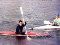 Canoe descents