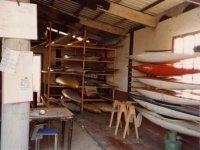 Canoe equipment