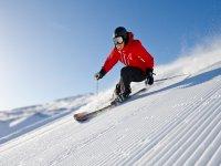 fine to diventare a perfetto sciatore