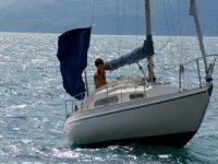 Noleggio barche sul Garda