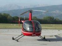 Elicottero biposto o per 3 passeggeri
