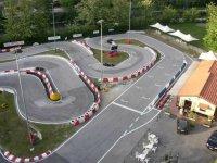 Il circuito e le sue curve vertiginose