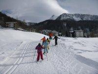 un po di sci nordico
