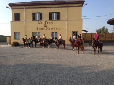 CASTEL ROCCHERO HORSES A.S.D.