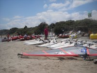 Windsurf con esperti