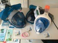 le nostre maschere di snorkel