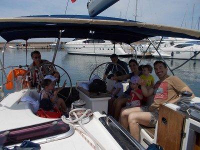 Vela Dream Srl Escursione in Barca
