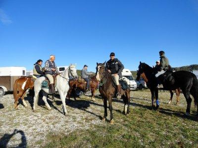 Lo Spirito Libero Passeggiate a Cavallo