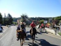 Escursioni con guide equestri certificate