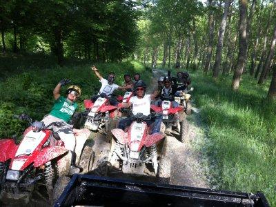 Escursioni Quad Monferrato