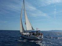 escursioni in sailing boat