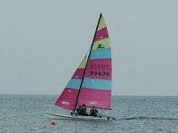 Navigare a vela Ostia