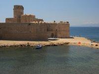 La fortezza di La Castella