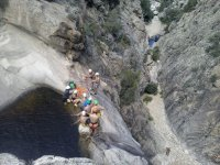 uscite di canyoning