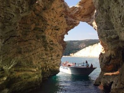 Explora Gargano Escursione in Barca