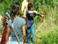 Lezioni di tiro con arco