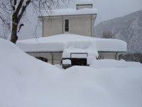 Arrivo della neve