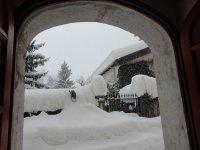 La neve in Abruzzo