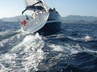Durante la navigazione
