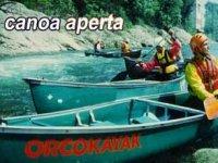 Corso di canoa aperta