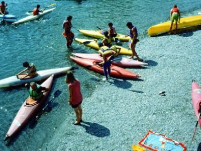 OK Adventure Company Kayak
