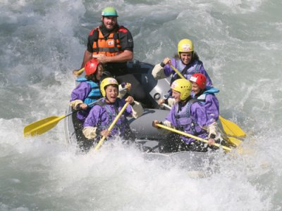 OK Adventure Company Rafting