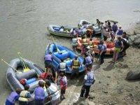 Rafting per le Scuole