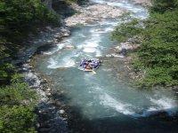 Rafting on the Dora Riparia