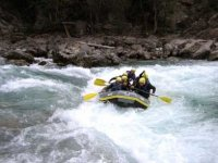 Rafting courses