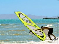 Windsurf a Talamone