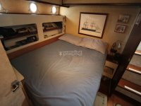 One of the rooms of our boat