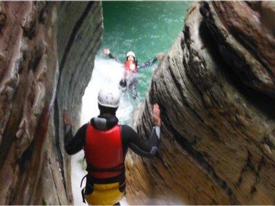 Dolomiti Guides Canyoning