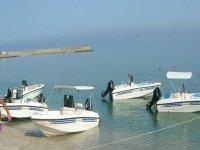 Boat rental in Tropea