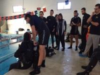 corsi in swimming pool