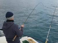 pescare e divertirsi