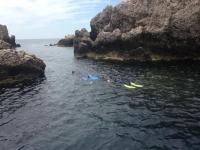 potrete pure fare snorkeling