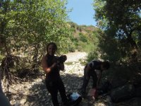 Trekking to the Gorges of the Tiberius (Madonie Park)