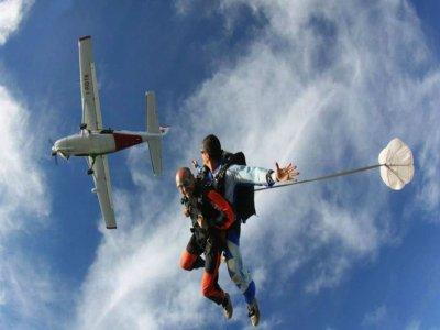 Skydive Sicilia Siracusa Paracadutismo